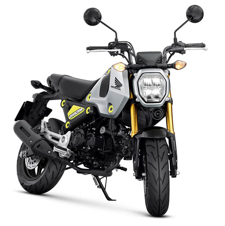 2021 Honda Grom First Look: Specs and Photos