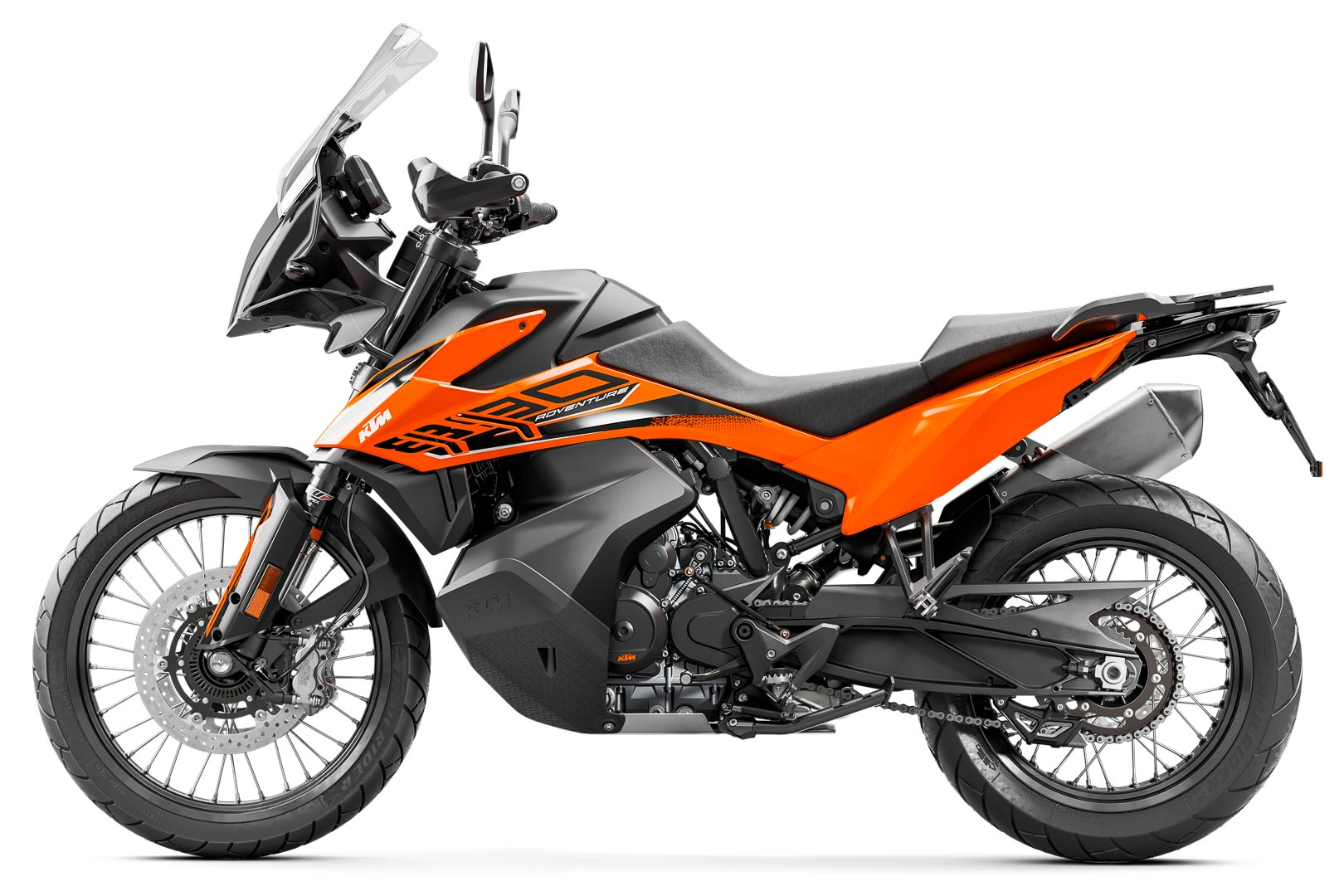 2021 KTM 890 Adventure First Look: Price