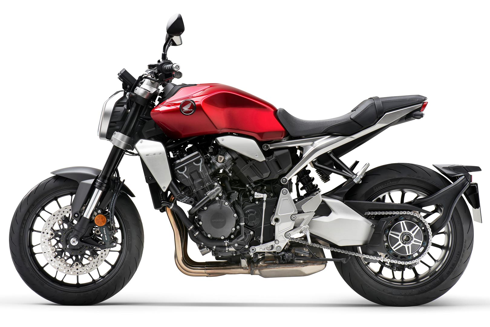 2021 Honda CB1000R First Look: MSRP