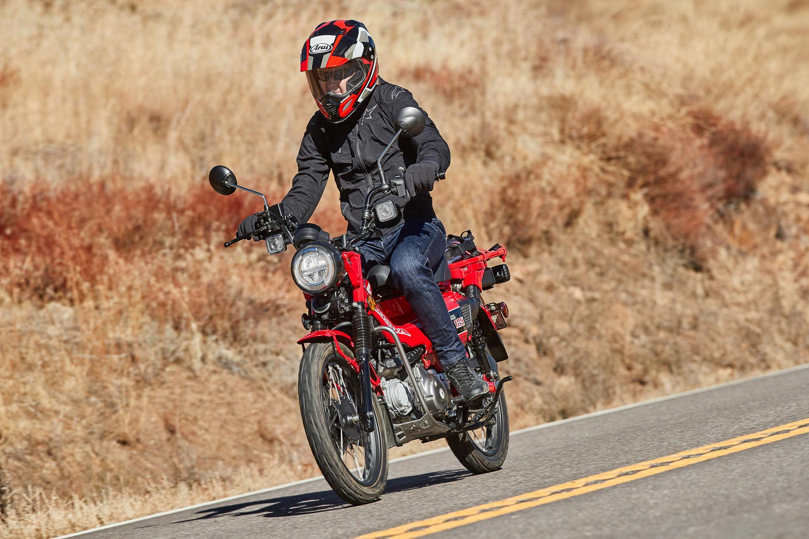 2021 Honda Trail 125 ABS Review: Price