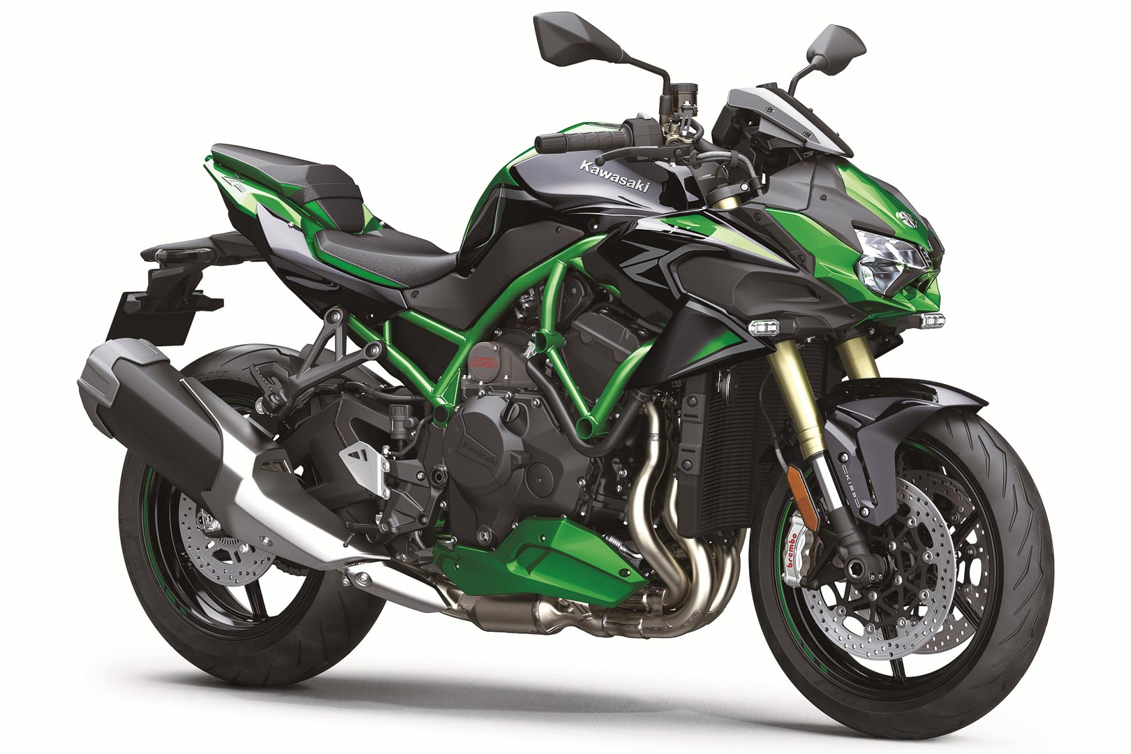 2021 Kawasaki Z H2 SE First Look: Price, Photos, and Specs