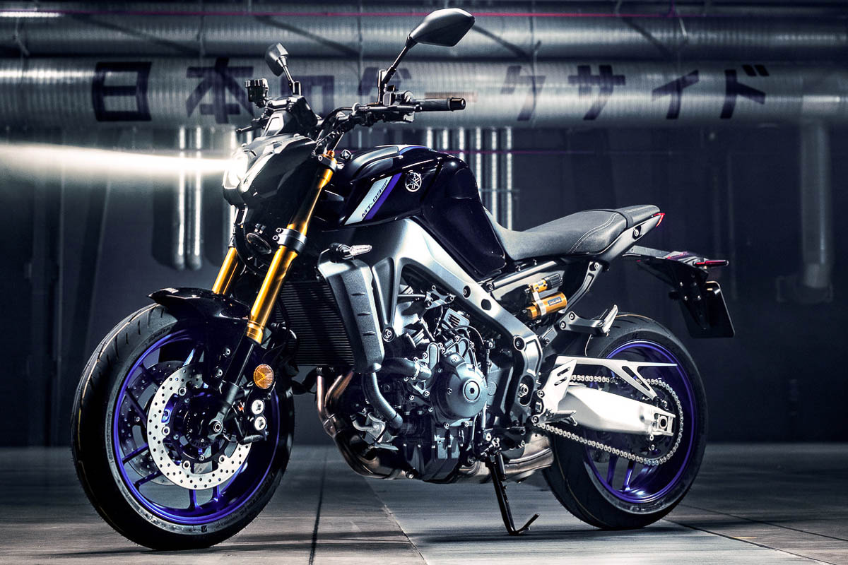2021 Yamaha MT-09 SP First Look: MSRP