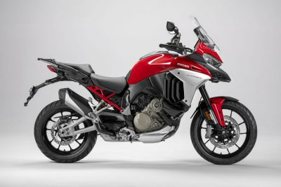 2021 Multistrada V4 base model