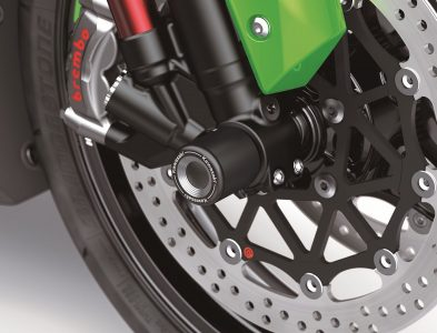 2021 ZX-10R front brakes