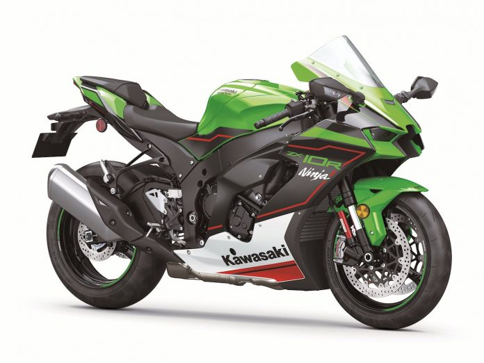 2021 ZX-10R KRT Edition for sale