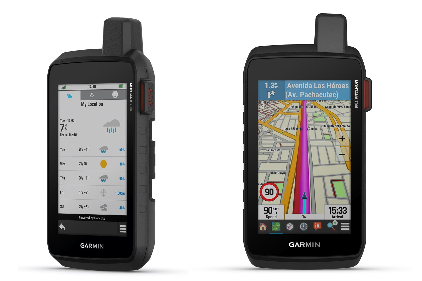 Garmin Montana 700i Review: Price