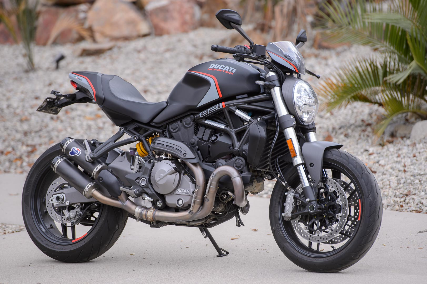 2020 Ducati Monster 821 Stealth Review: For Sale