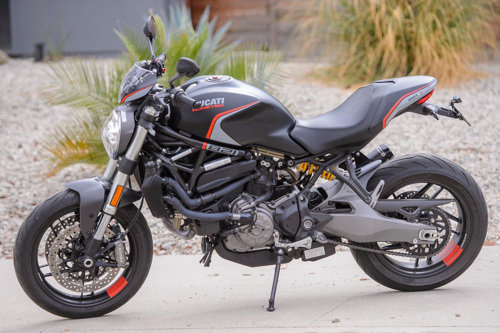 2020 Ducati Monster 821 Stealth Review: MSRP