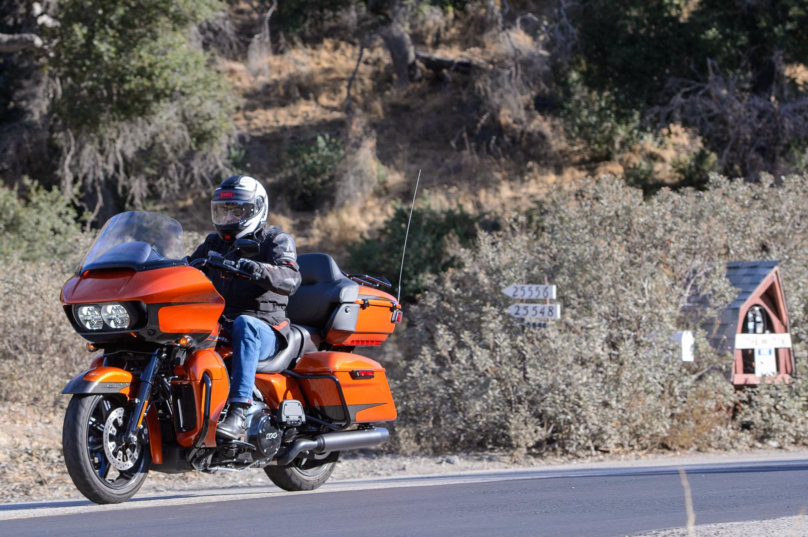 2020 Harley-Davidson Road Glide Limited: With RDRS