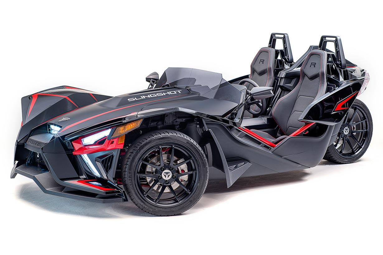 2020 Slingshot R Review: Price