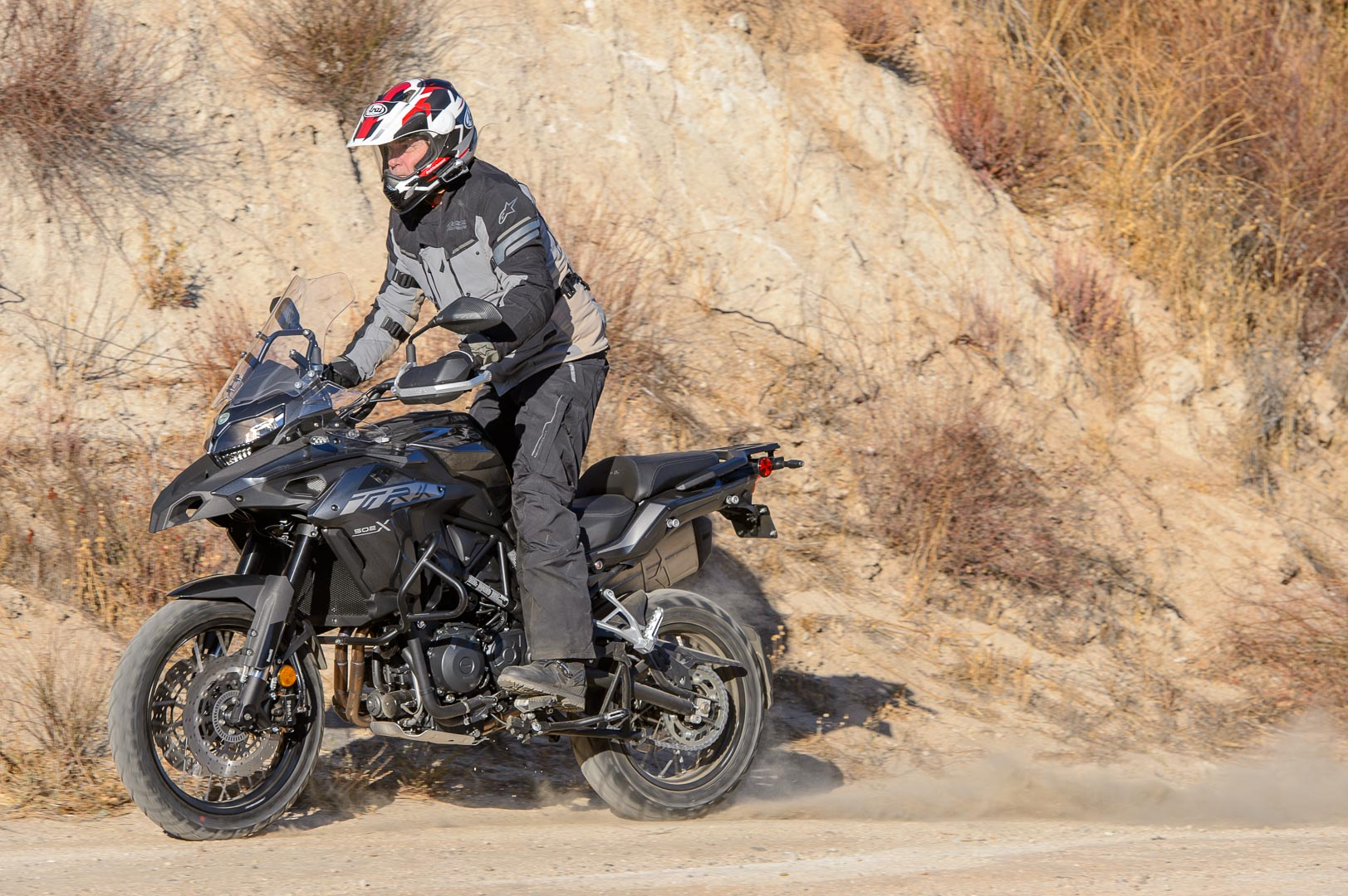 2021 Benelli TRK502X Review: ADV motorcycle