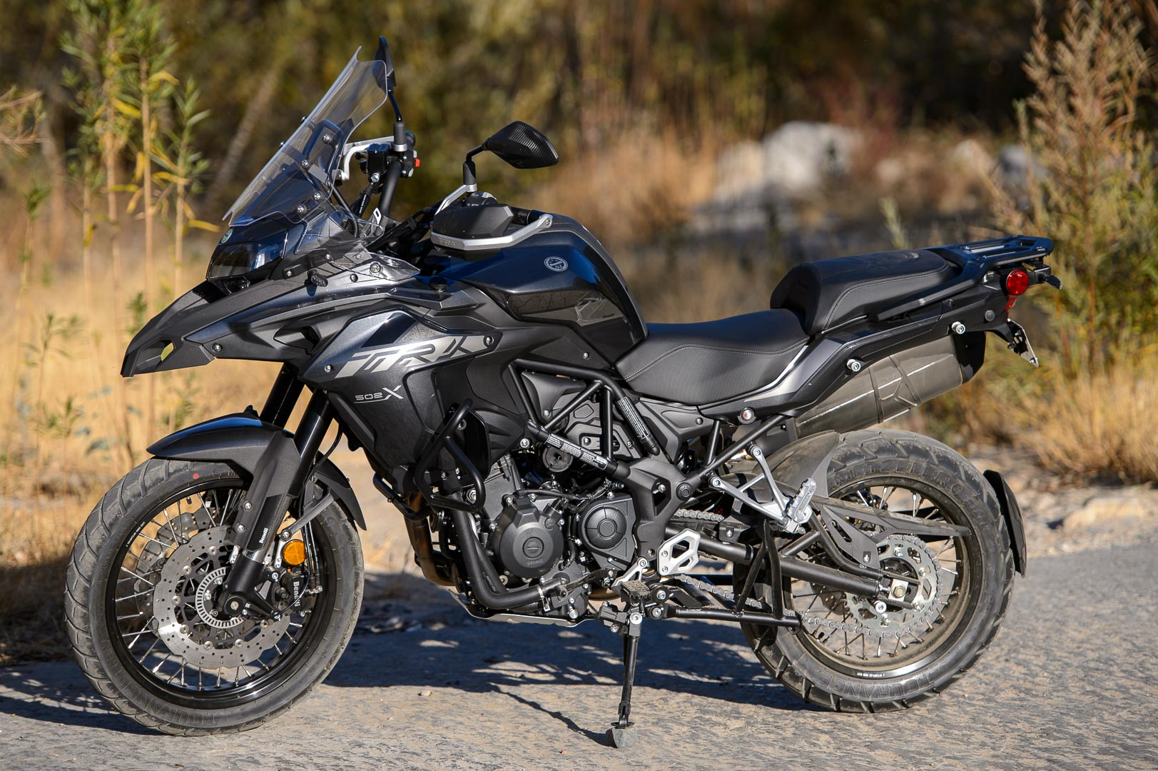 2021 Benelli TRK502X Review: Price