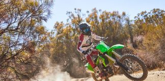 2021 Kawasaki KX250X Review