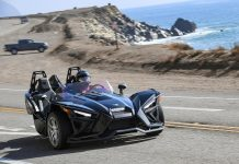 2021 Polaris Slingshot SL Test