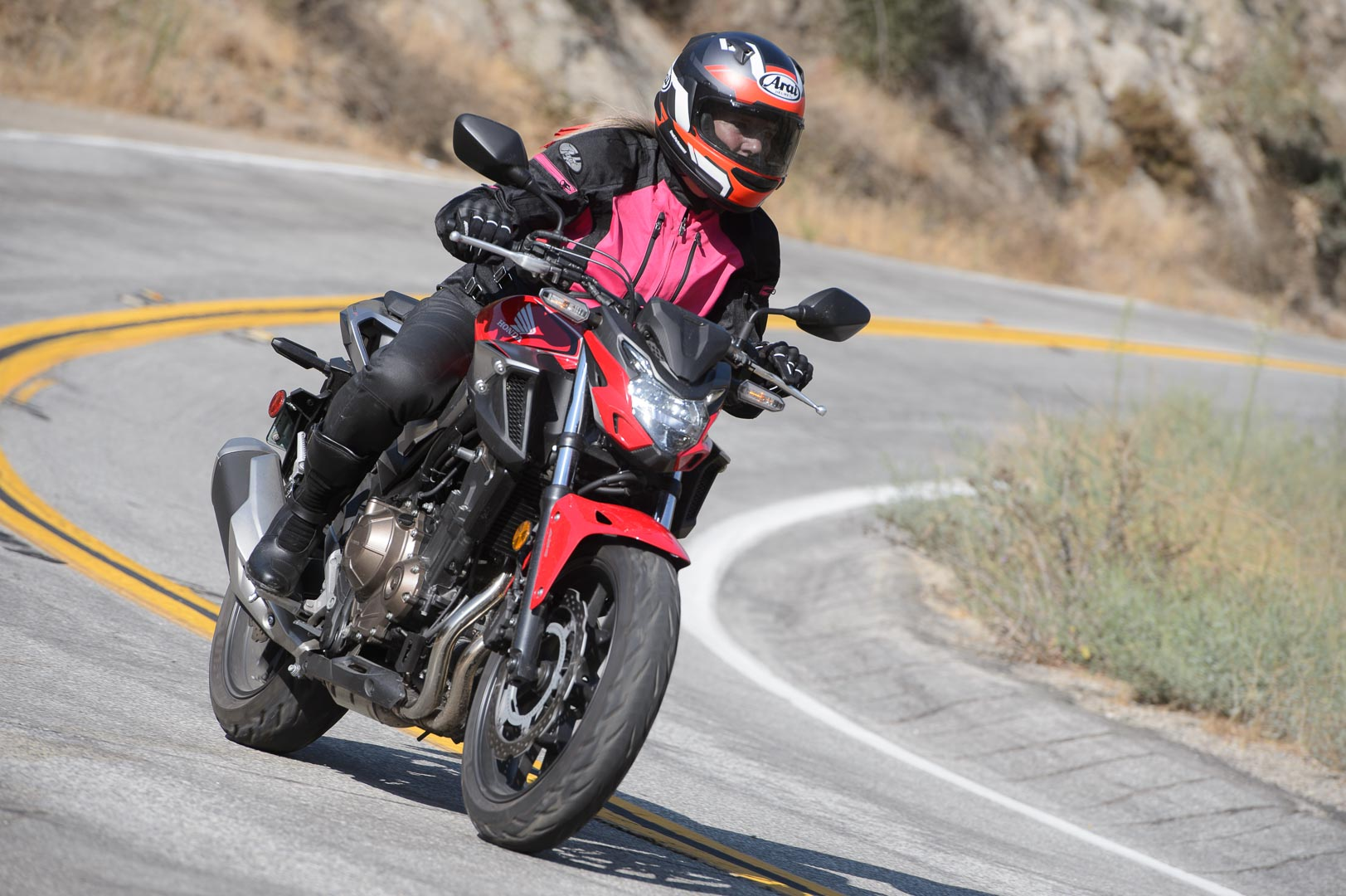 2019 Honda CB500F Review: Price