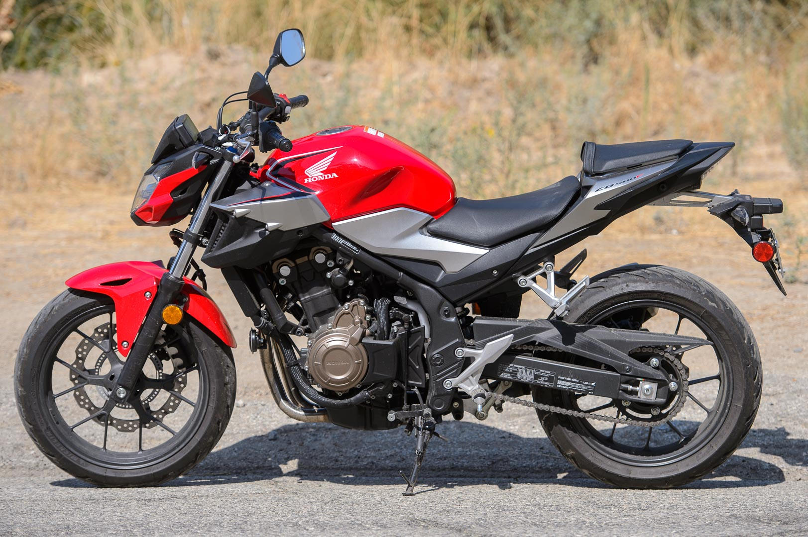 2019 Honda CB500F Review: MSRP