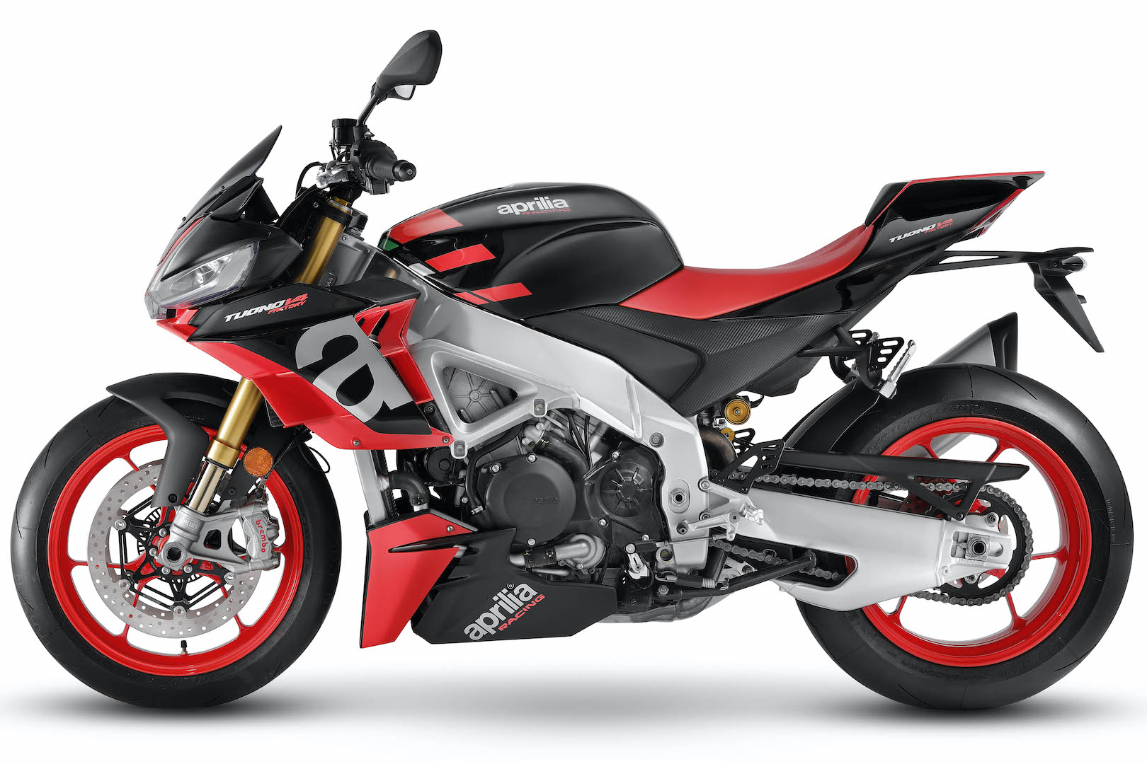 2021 Aprilia Tuono V4 Lineup First Look: Factory, price, MSRP