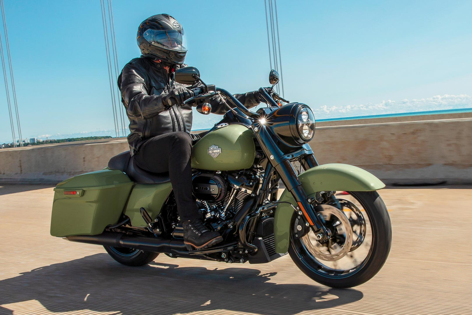 2021 Harley-Davidson Road King Special First Look: Prices, MSPR, Colors, Specs, Photos