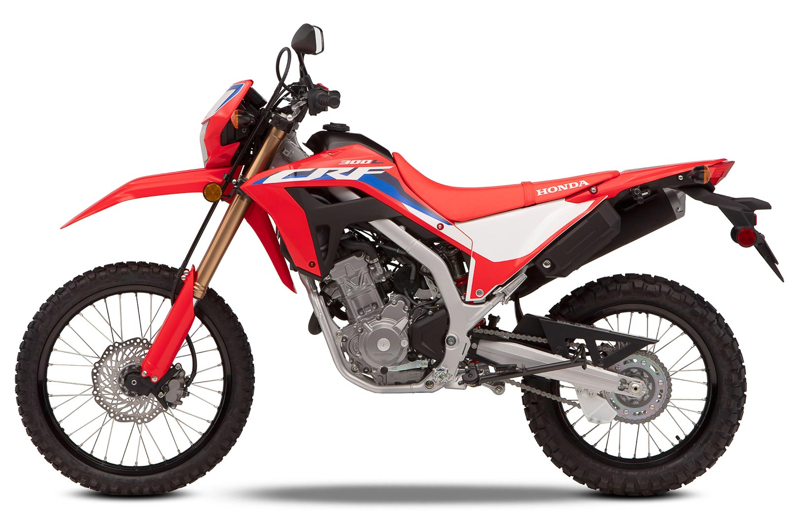 2021 Honda CRF300L: Price and MSRP