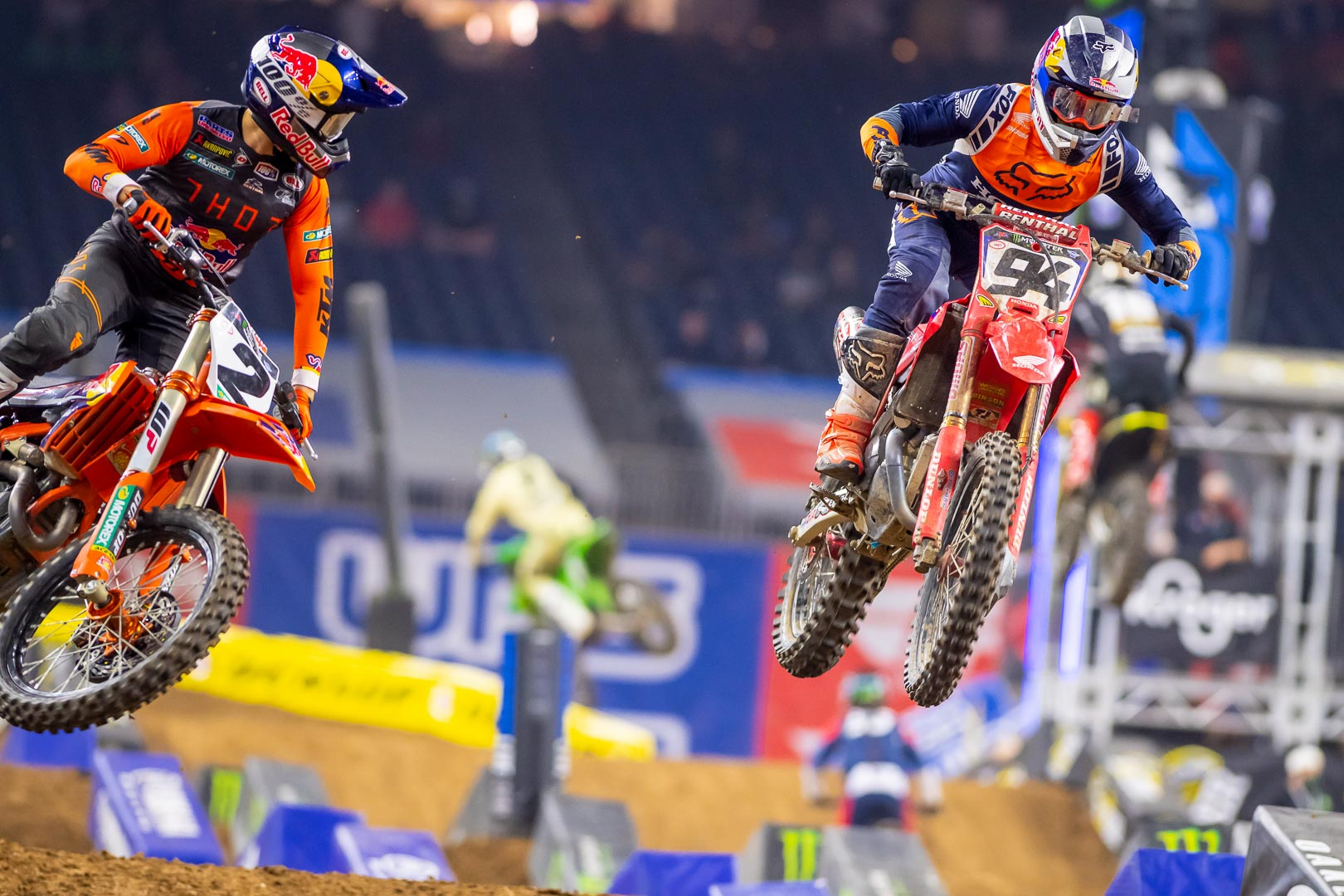 2021 Indianapolis 1 Fantasy Supercross Tips - Webb and Roczen