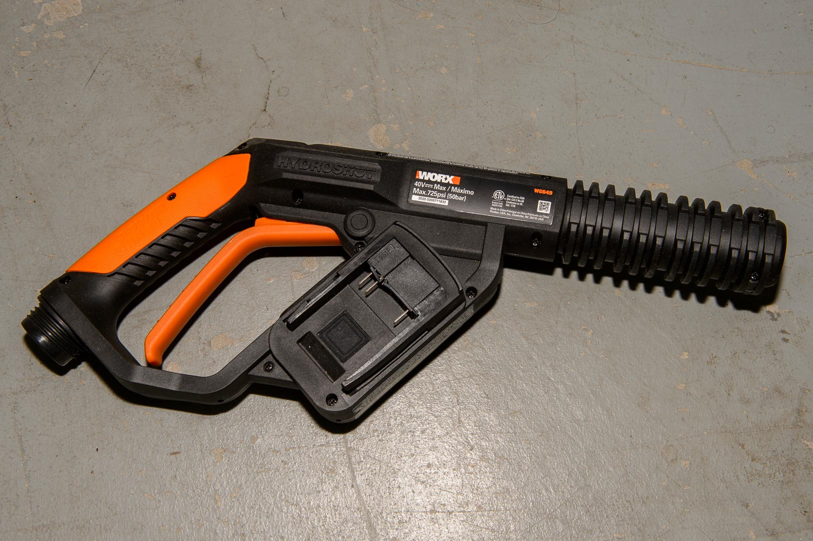 Worx Hydroshot Ultra Review: Battery Powered Pressure Washer