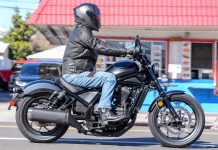Honda Rebel 1100 price