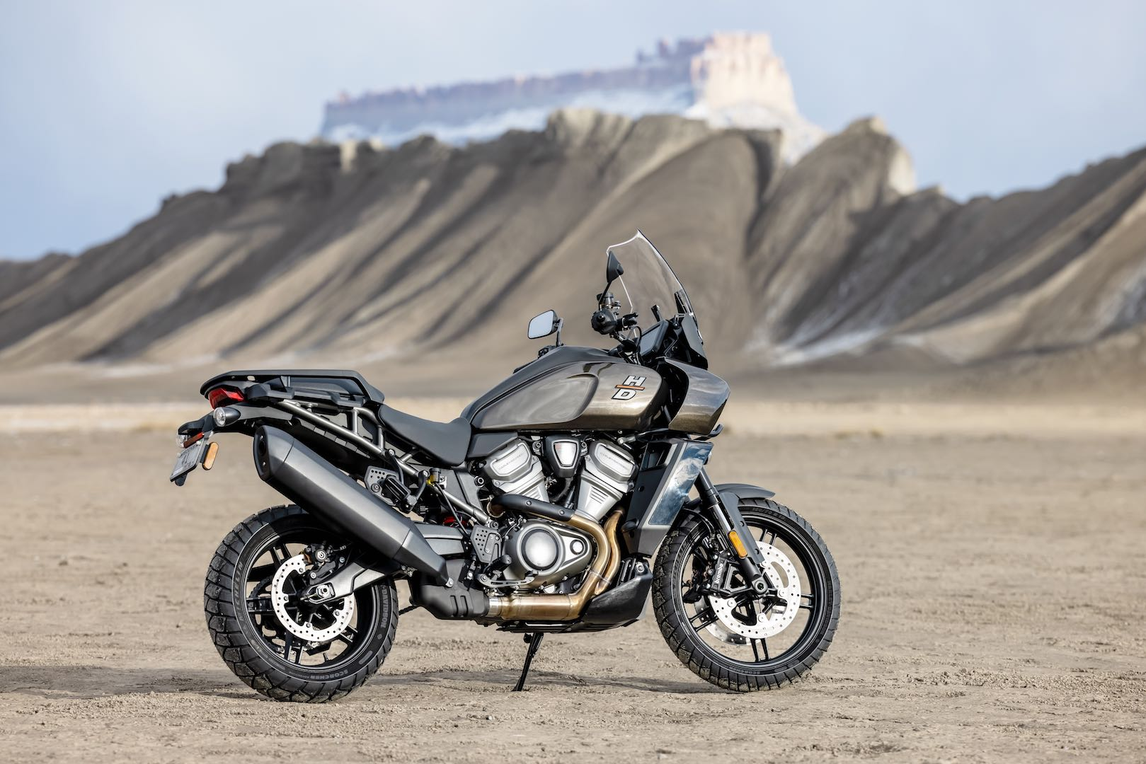 2021 Pan America 1250 exhaust