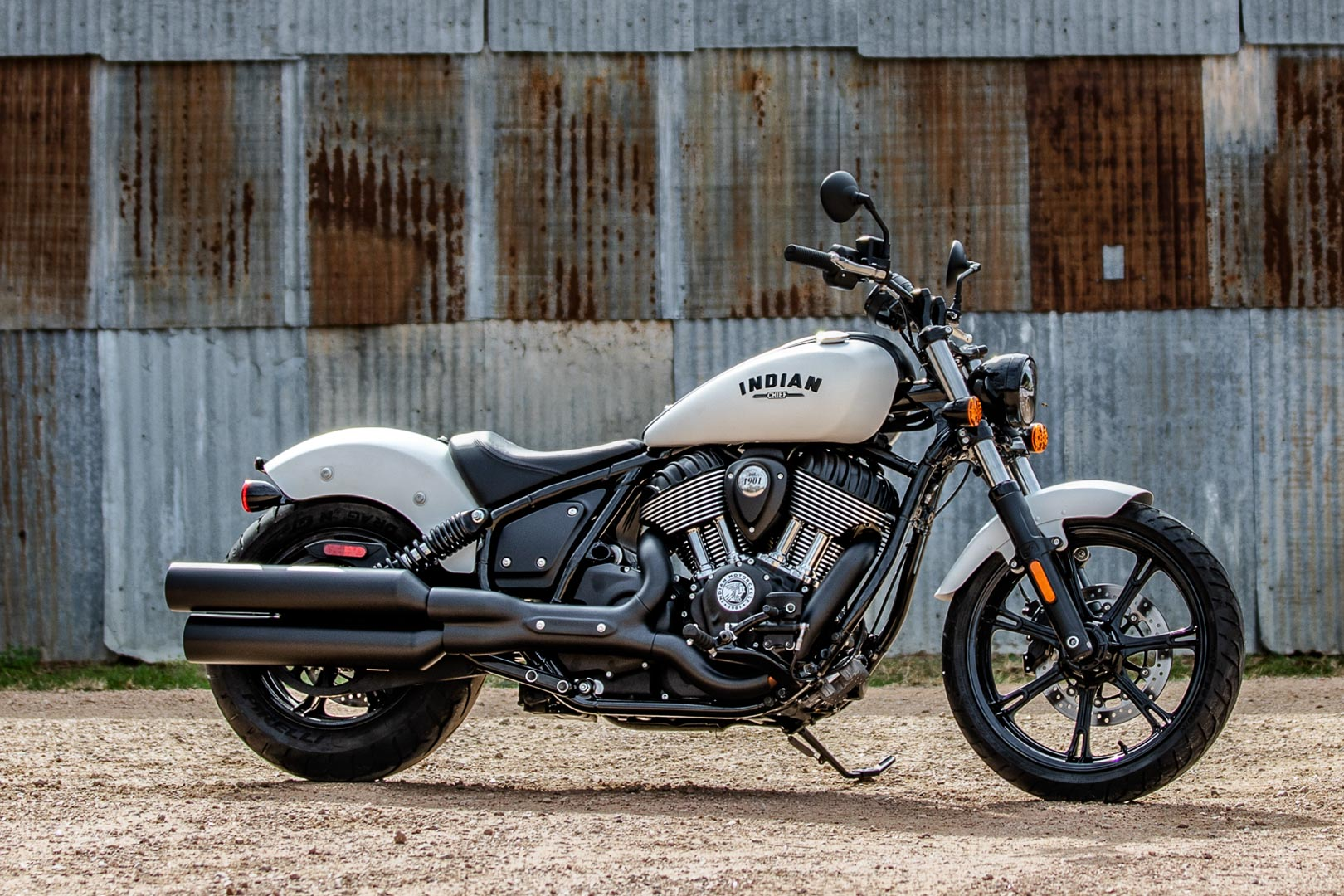 2022 Indian Chief white