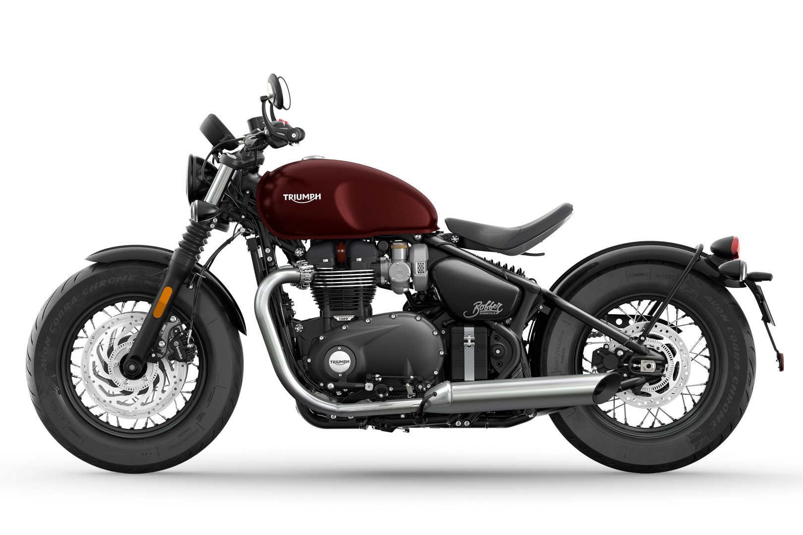 2022 Triumph Bonneville Bobber First Look: Price