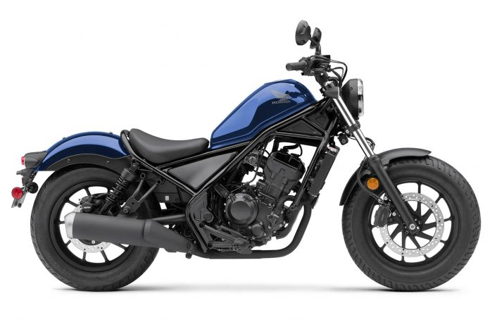 2021 Honda Rebel 300: Specs and Photos