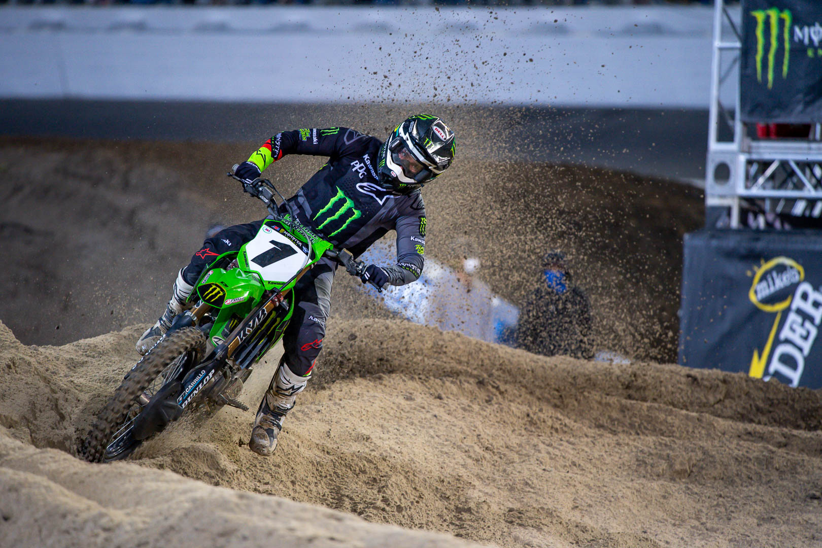 2021 Atlanta 1 Supercross Fantasy Tips: Eli Tomac