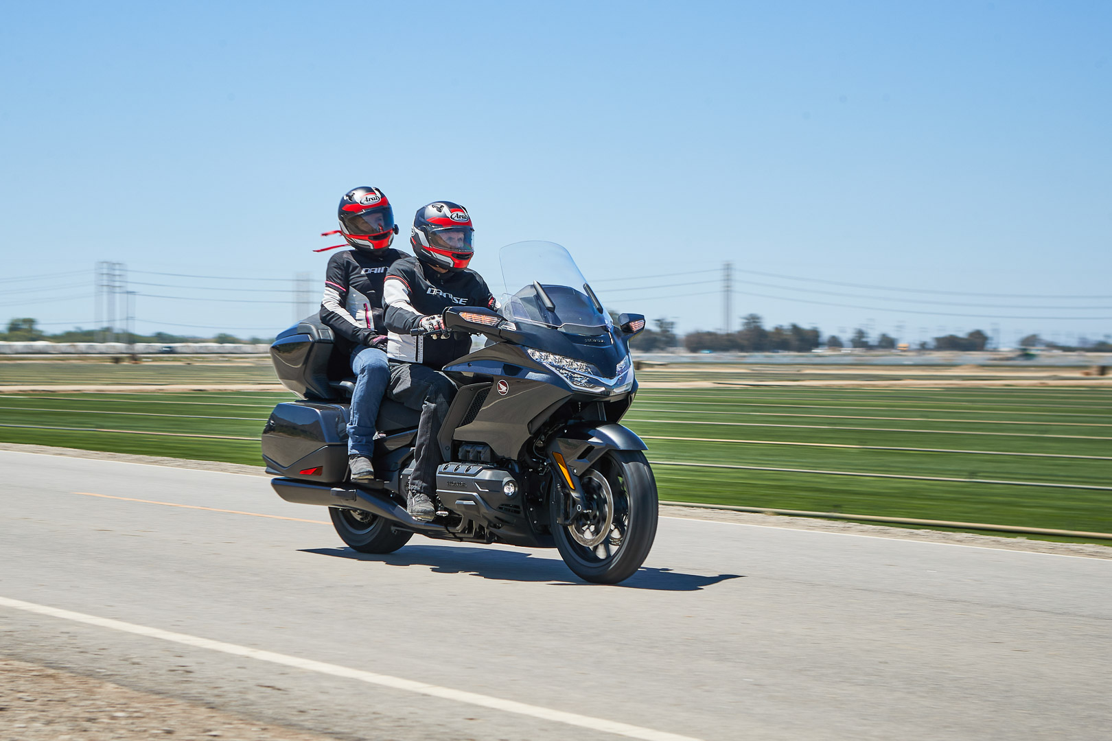2021 Honda Gold Wing Tour DCT Review: Touring Motorcycle Test