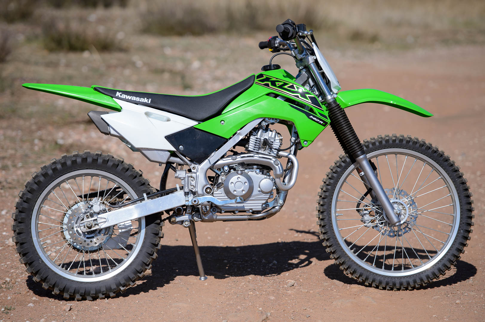 2021 Kawasaki KLX140R F Review: MSRP