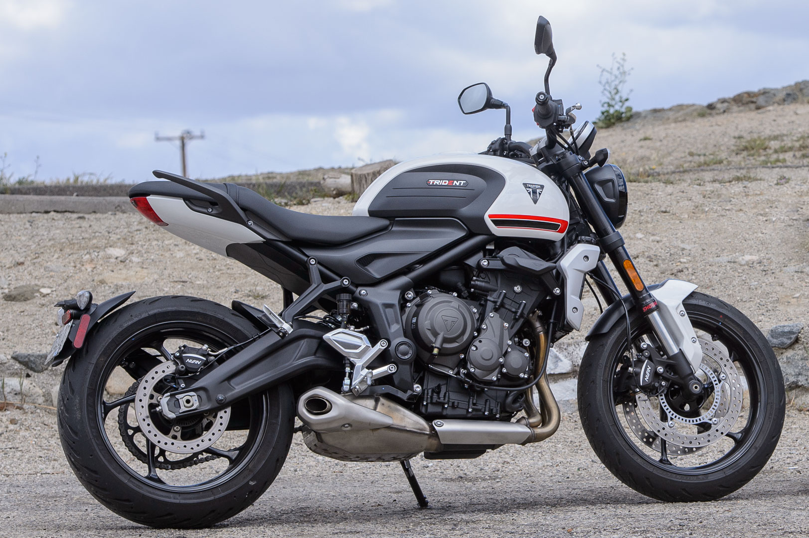 2021 Triumph Trident 660 Review: Specs and Photos