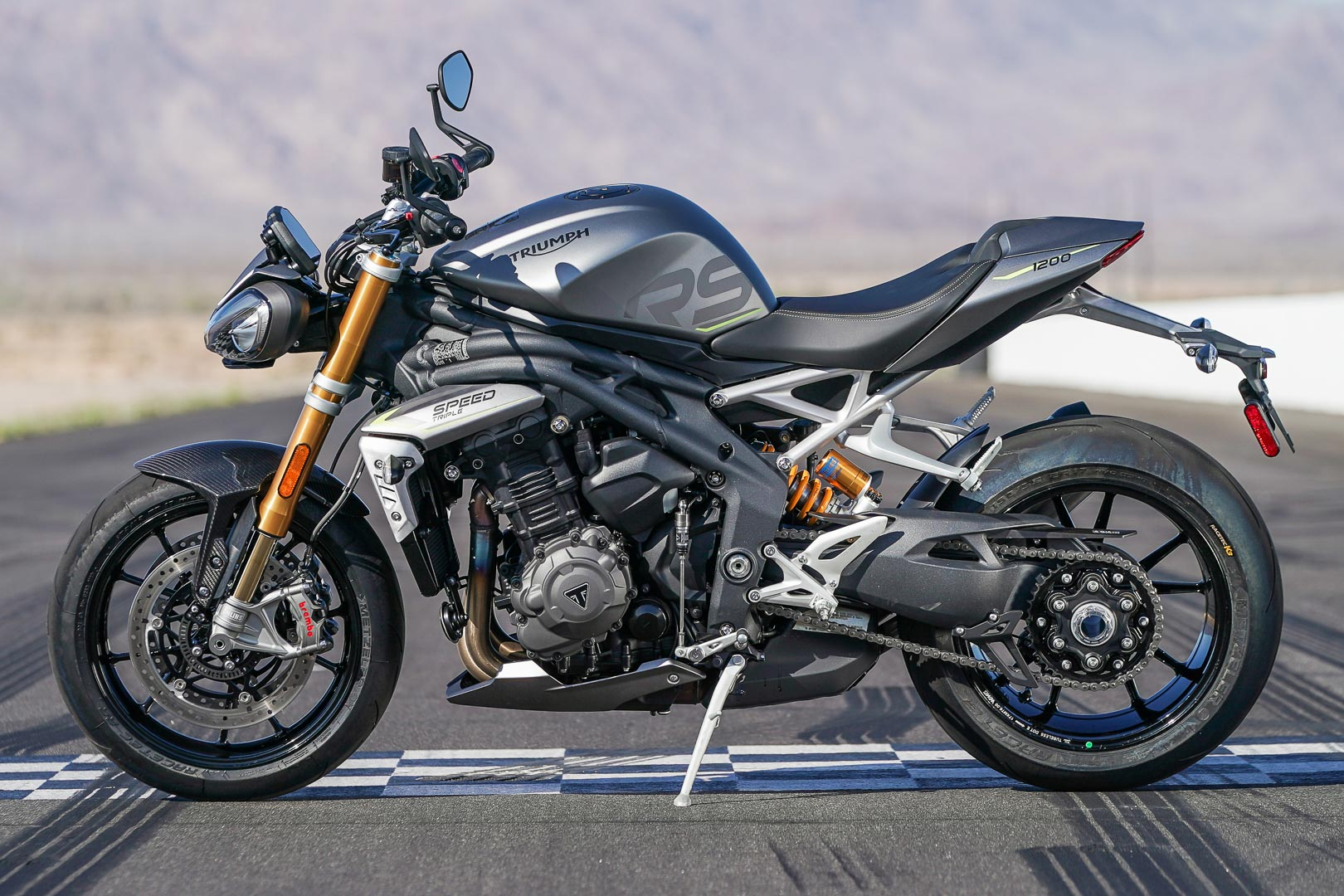 2022 Triumph Speed Triple 1200 Review: RS MSRP