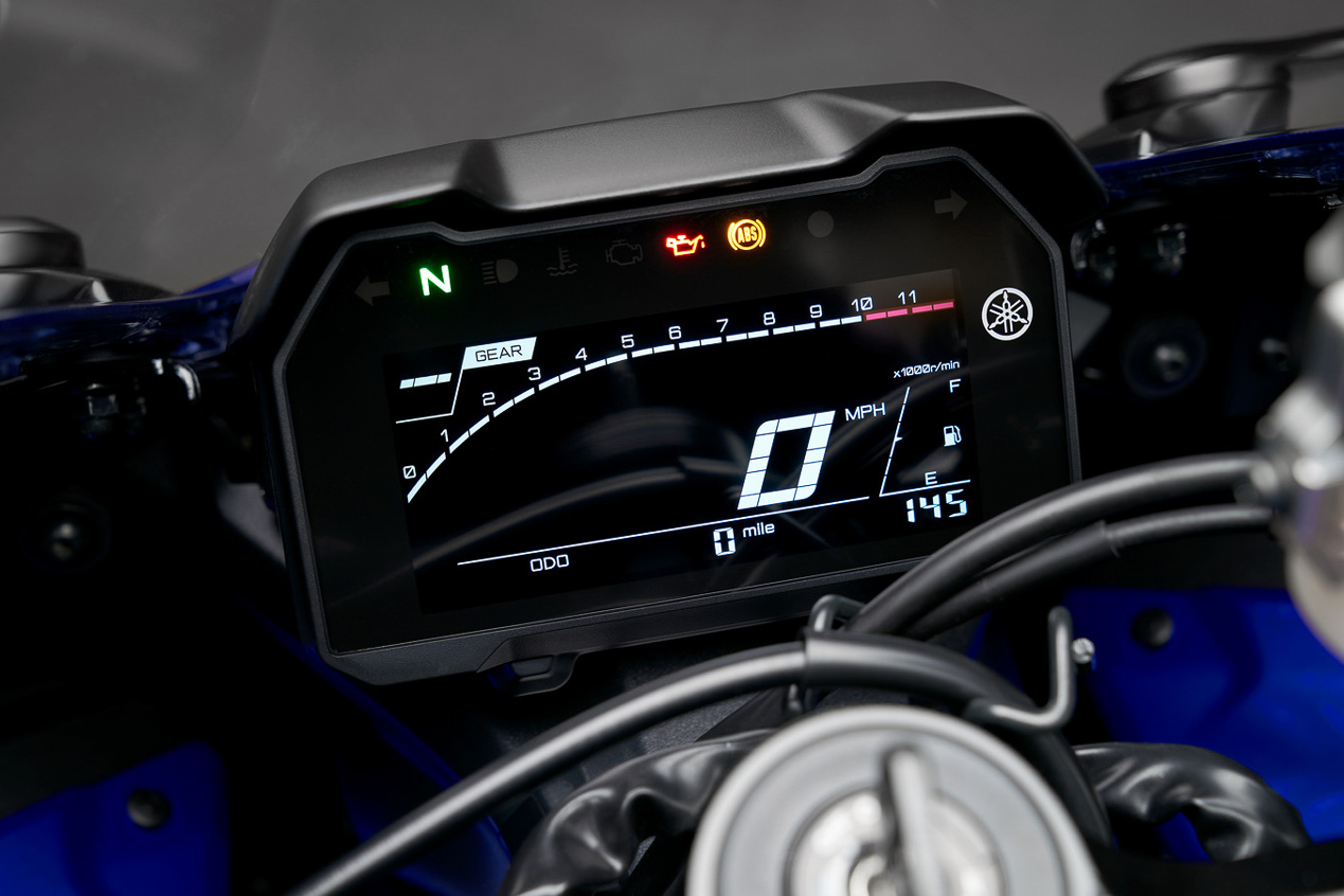2022 Yamaha YZF-R7 First Look: MT-07 and YZF-R6 Compared