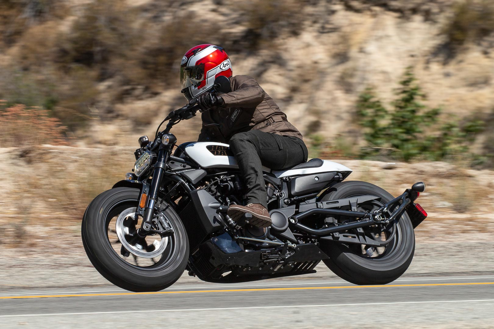2021 Harley-Davidson Sportster S Review - For Sale