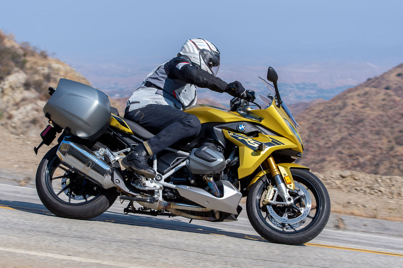 2020 BMW R 1250 RS Review: Specs