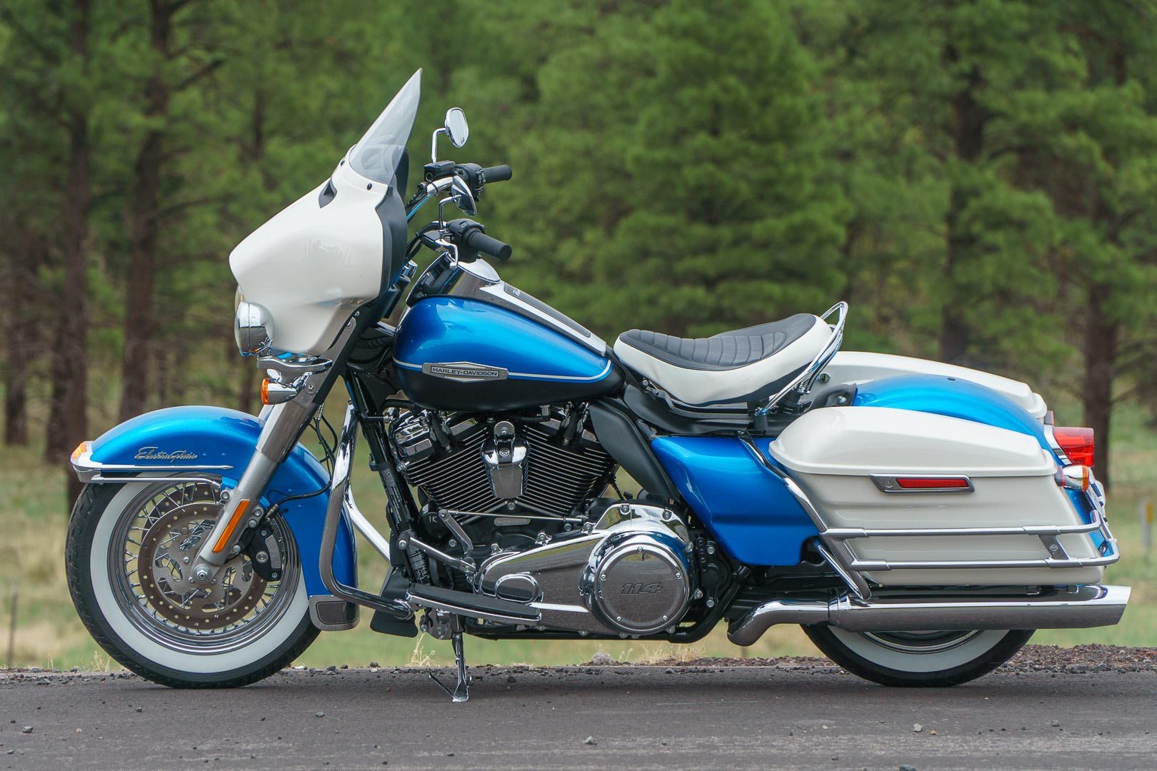 Electra Glide Revival Test: Price