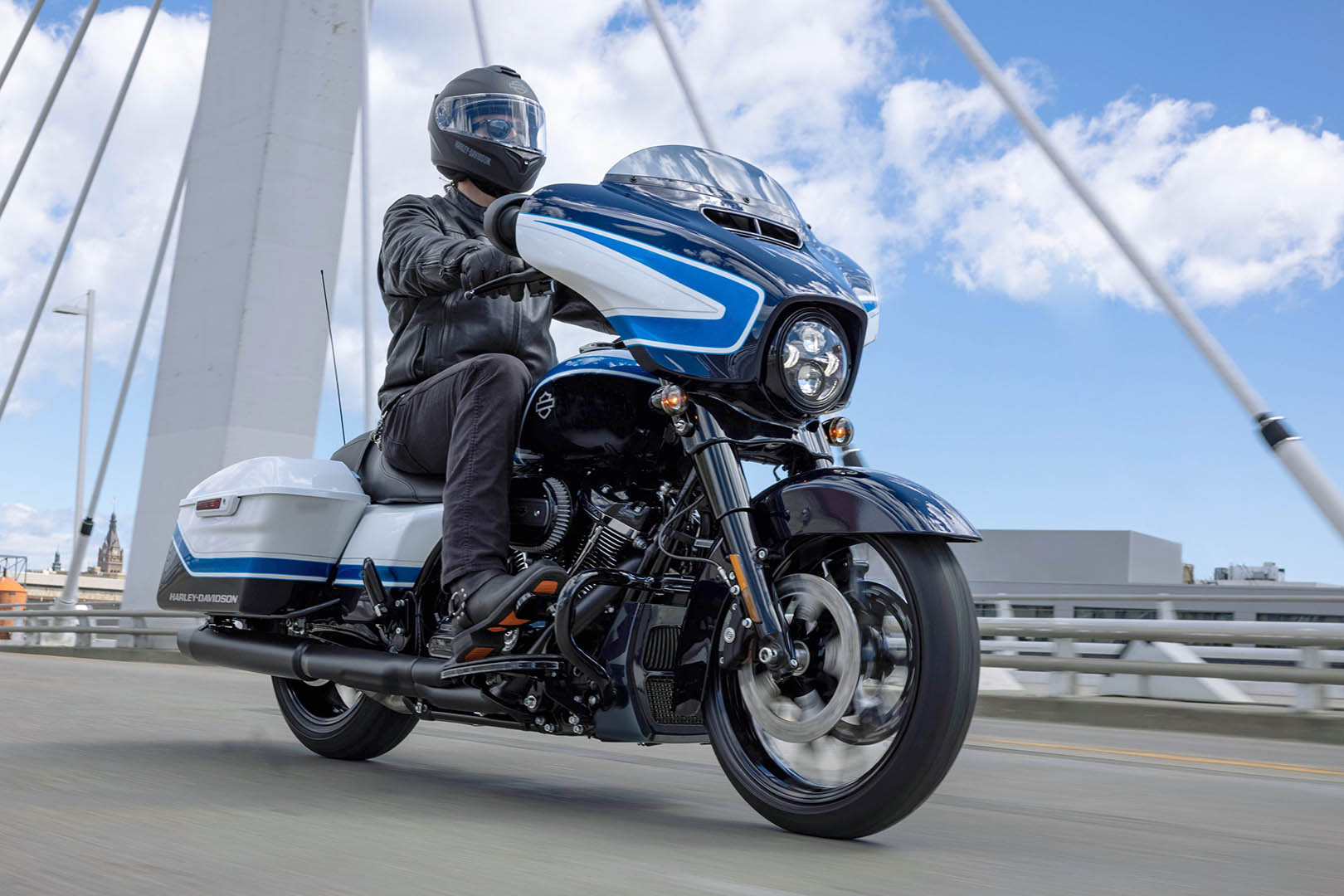 2021 Harley-Davidson Street Glide Special Arctic Blast Limited Edition First Look MSRP
