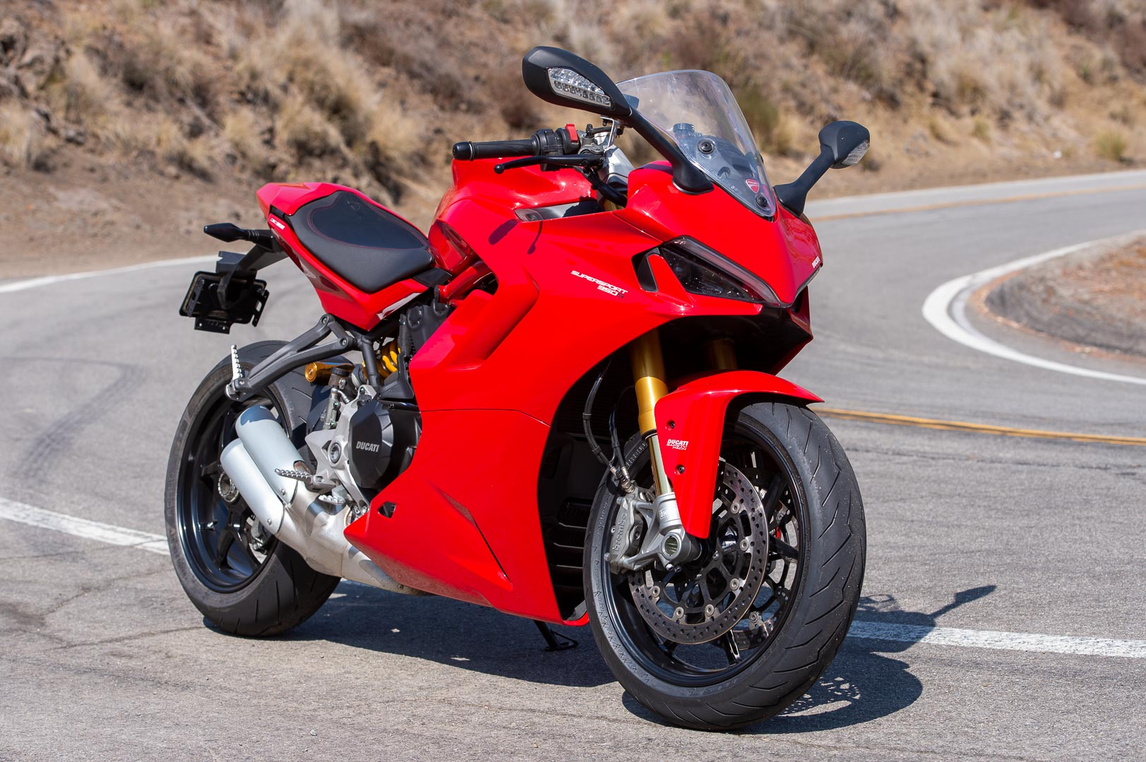 2021 Ducati SuperSport 950 S Review: Price