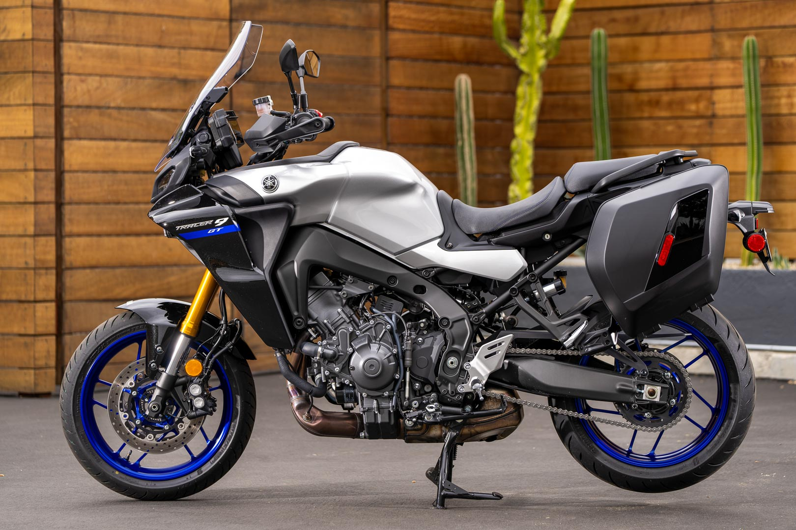 2021 Yamaha Tracer 9 GT Review: MSRP