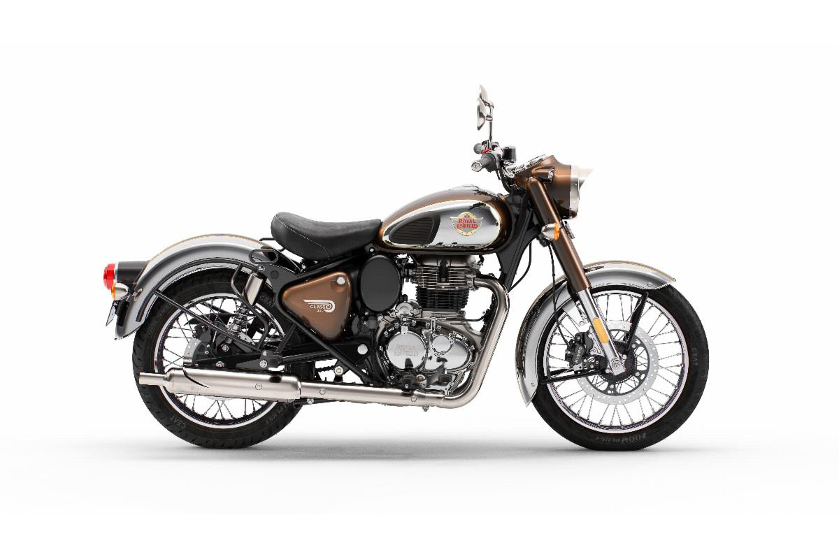 2022 Royal Enfield Classic 350 First Look: Price