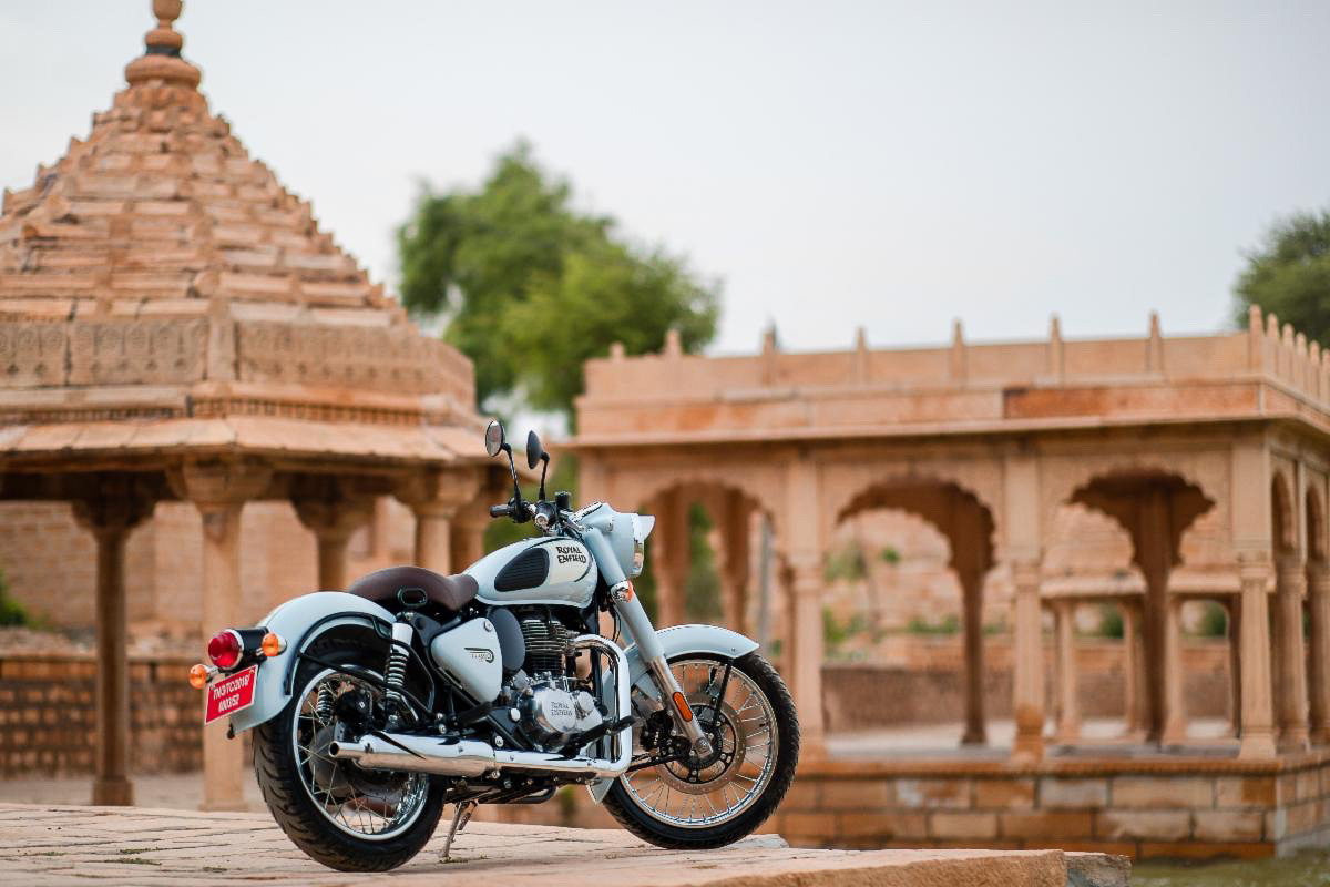 2022 Royal Enfield Classic 350 First Look: Specs