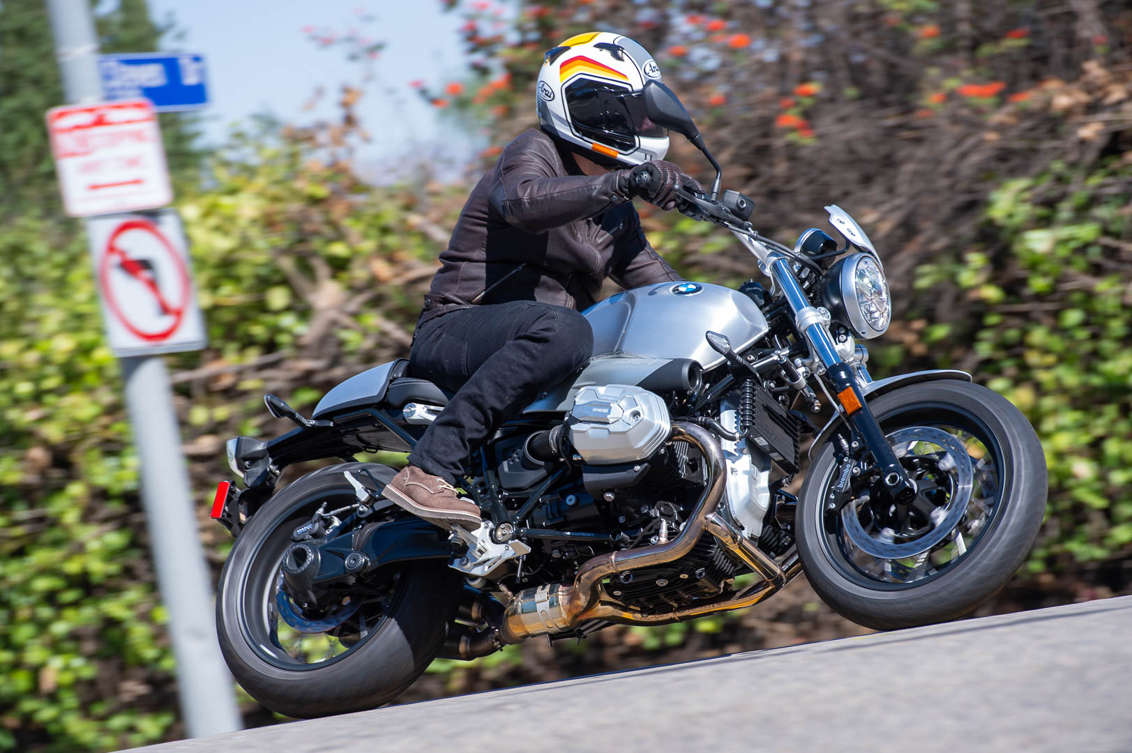 2021 BMW R nineT review: for sale